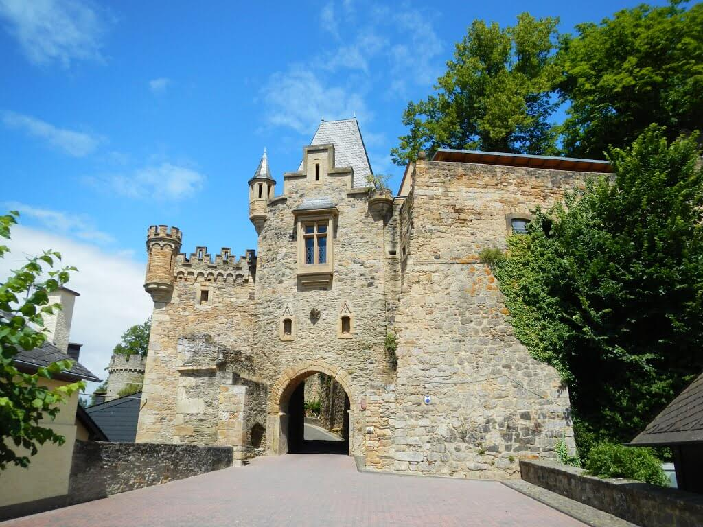 Dhaun Schloss