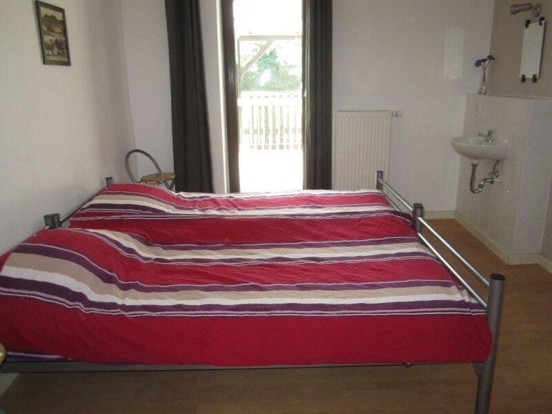 Schlafzimmer am erster Stock