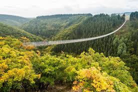 Hängebrücke Geyerlei