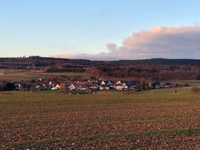 Omgeving grootvakantiehuis Waldfriede