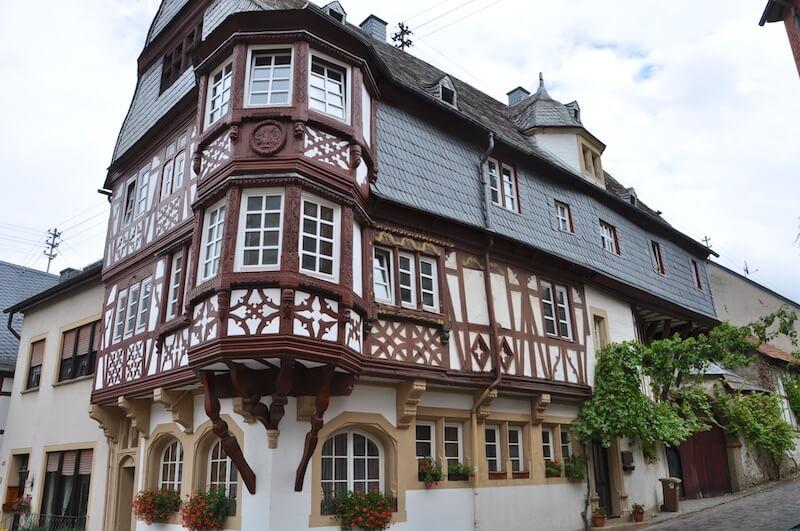 Historischer Weinort Monzíngen