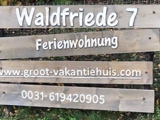 Groot vakantiehuis Waldfriede\groot-vakantiehuis.com