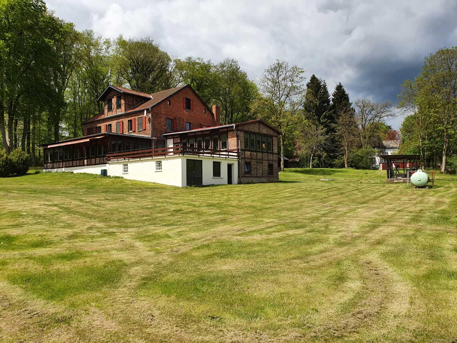 Groot vakantiehuis Waldfriede|groot-vakantiehuis.com